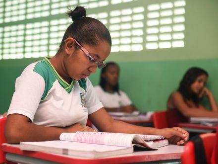 Teresina: 1º lugar dentre as capitais na Prova Brasil, no 5º e 9º anos