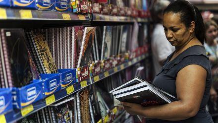 'Prévia' da inflação registra menor taxa para fevereiro desde Plano Real