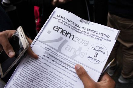Enem 2018: Inep divulga gabarito das provas
