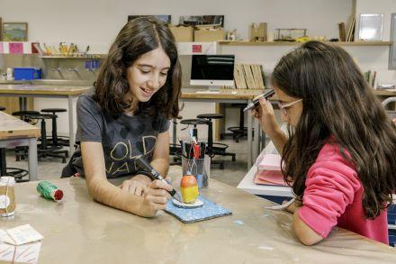 Educação artística: um aprendizado para o futuro