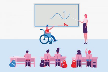 Educação inclusiva está cada vez mais em pauta nas escolas