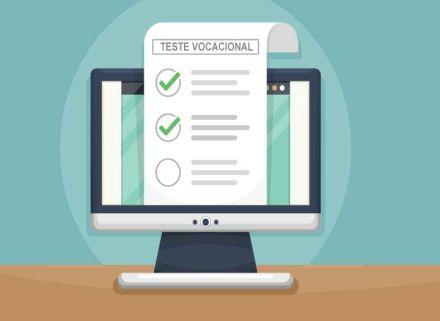 Como você deve fazer um teste de aptidão profissional?