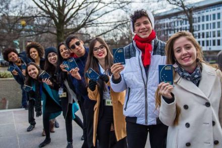 'Jovens Embaixadores' leva estudantes brasileiros para os EUA