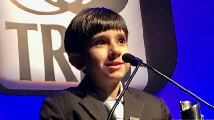 """""""Quero ensinar as crianças a gostarem de ler, pesquisar e proteger o planeta Terra"""", diz João Paulo Guerra Barrera"""