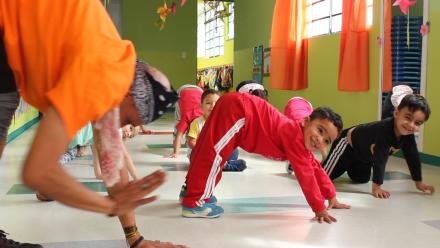 Planos de aula gratuitos e alinhados à BNCC ajudam educadores da Educação Infantil
