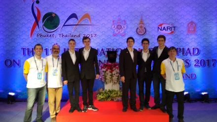 Brasil comemora bom resultado na Olimpíada Internacional de Astronomia e Astrofísica