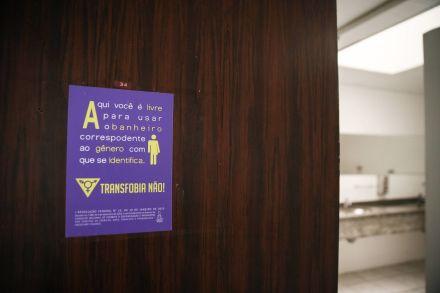 Banheiros unissex ganham espaço em universidades do país