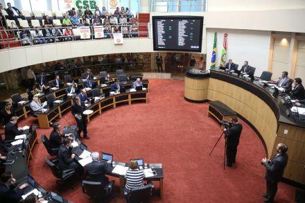 Frente Parlamentar da Cidadania será instalada nesta segunda-feira em Itajaí