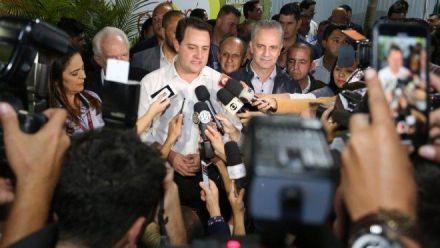 Ratinho Junior copia Bolsonaro e anuncia retenção de verbas de universidades estaduais