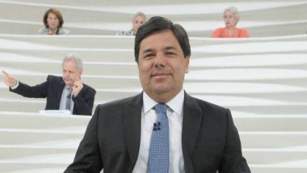 Educação pública do Brasil merece nota 5, diz Mendonça Filho
