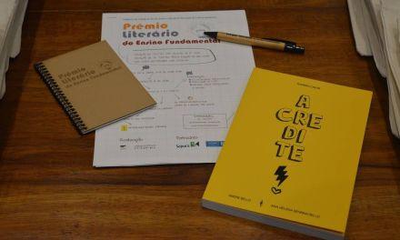 Competição literária dará prêmios a alunos da rede municipal do Rio