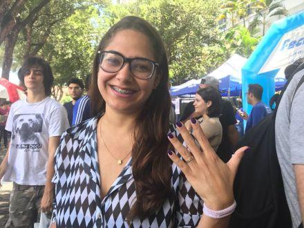 'Se o casamento aguentou Enem, aguenta qualquer coisa', diz candidata que brigou com o marido antes da prova no Recife