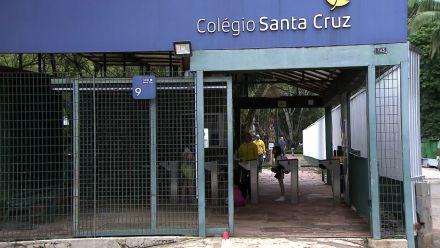 Tradicional colégio de SP, Santa Cruz pune 30 alunos por bullying