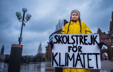 Greta Thunberg, a adolescente sueca que está sacudindo a luta ambiental