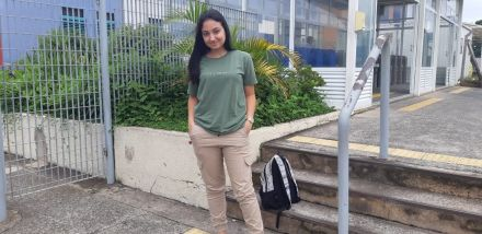Unicamp 2020: candidata usa a mesma roupa para dar 'boa sorte' nos dois dias de prova da 2ª fase
