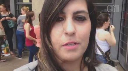 Sobrevivente de violência doméstica, mulher que foi queimada pelo ex tenta recomeço com prova do Enem