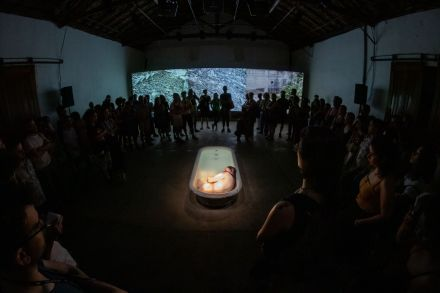 Bienal de Dança amplia intercâmbio de ideias com Unicamp, inspira alunos para festival e valoriza centro cultural