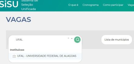 Nota de corte para medicina na Ufal em Arapiraca no 1º dia do Sisu está entre as 20 maiores no país