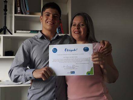 Enem: 'Quero realizar meu sonho de entrar na faculdade', diz jovem com autismo no 2º dia de prova no DF