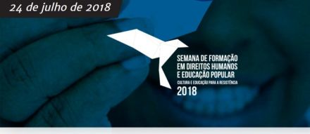 Ação Educativa promove a 3ª Semana de Formação em Direitos Humanos e Educação