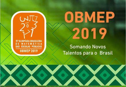 Lista de vencedores da Obmep está disponível no site da competição