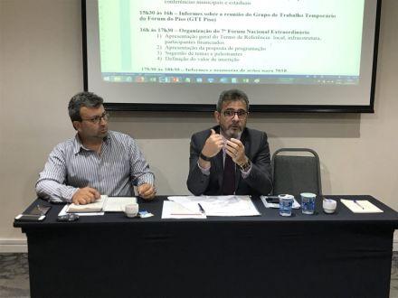 Undime realiza 3ª reunião da Gestão Ampliada, em Belo Horizonte