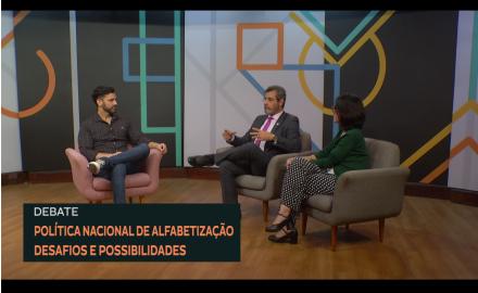 Canal Futura exibe nesta terça (18) programa sobre Política Nacional de Alfabetização