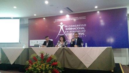Undime debate avalição educacional no VII Congresso Internacional sobre o tema