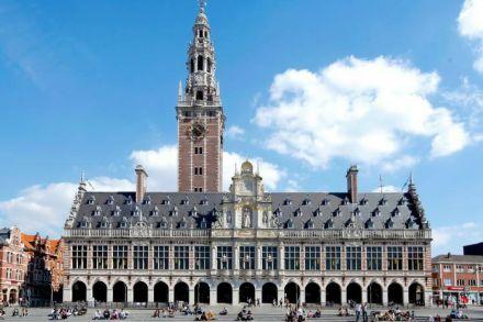 Universidade Católica de Leuven oferece bolsas de mestrado na Bélgica