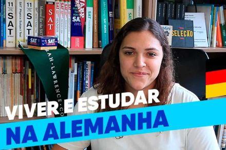 Estudante brasileira conta como é viver e estudar na Alemanha