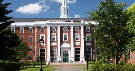 Bolsas em Harvard para pesquisadores focados em questões ambientais