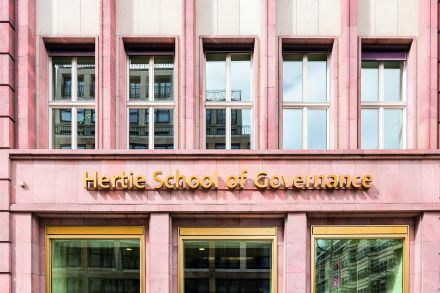 Hertie School of Governance, uma escola de políticas públicas com enfoque contemporâneo