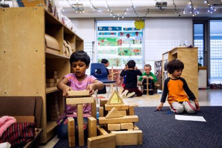 Em uma escola no Canadá, crianças falam 40 idiomas