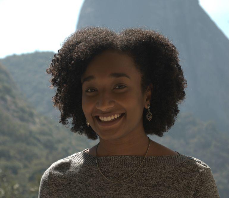 Brasileira é promessa da nova geração de cientistas