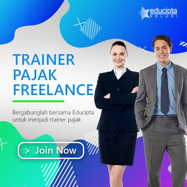 Lowongan Trainer Akuntansi Manajemen dan Pajak Educipta