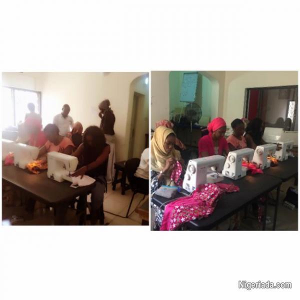 FLAIR ACADEMY FOR FASHION AND INTERIOR DESIGNWuse Abuja