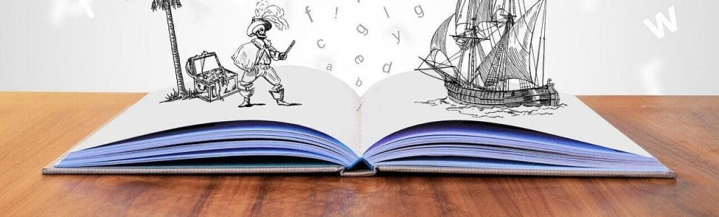storytelling, fantasy, imagination