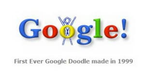 The-First-Google-Doodle