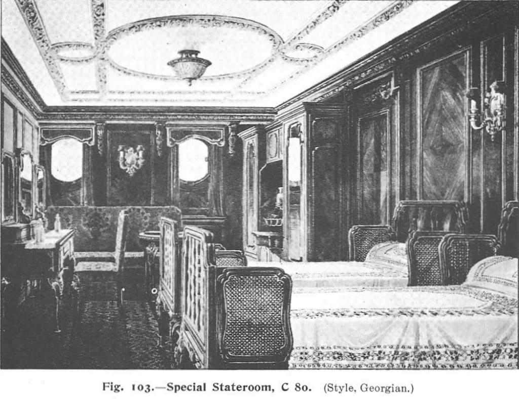 Titanic Shelter Deck