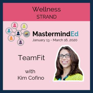 TeamFit with Kim Cofino