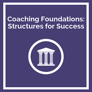 Coaching Foundations Structures for Success logo