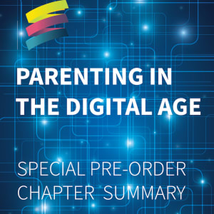 Parenting in the Digital Age preorder summary cover