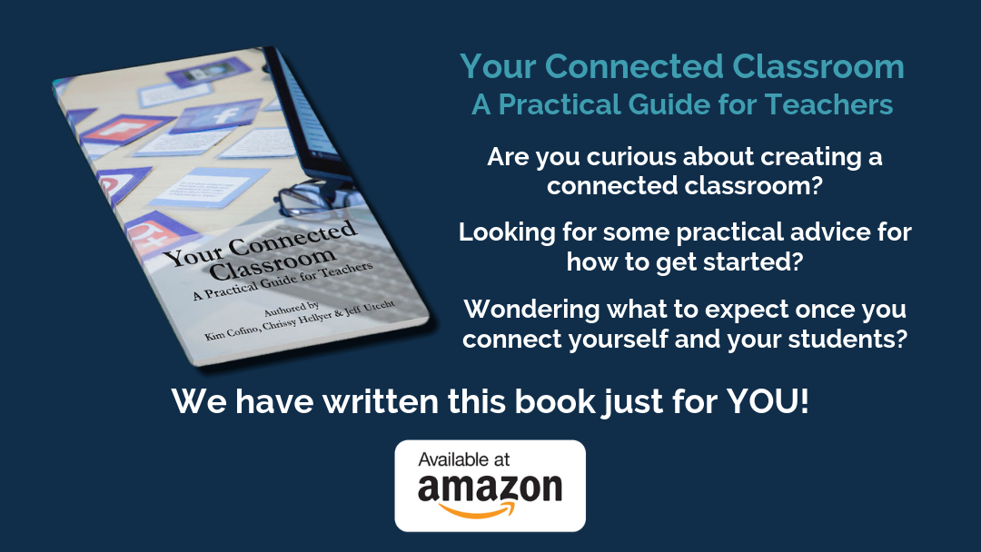 Buy the Book: Your Connected Classroom