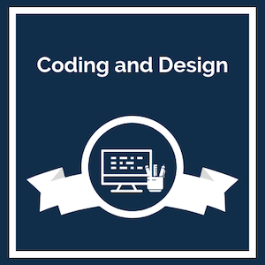 Coding and Design logo