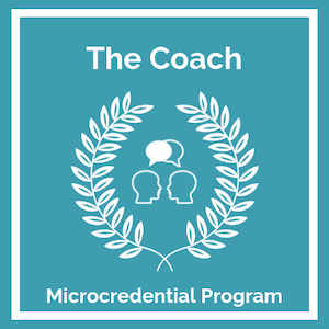 Microcredential: The Coach (4)