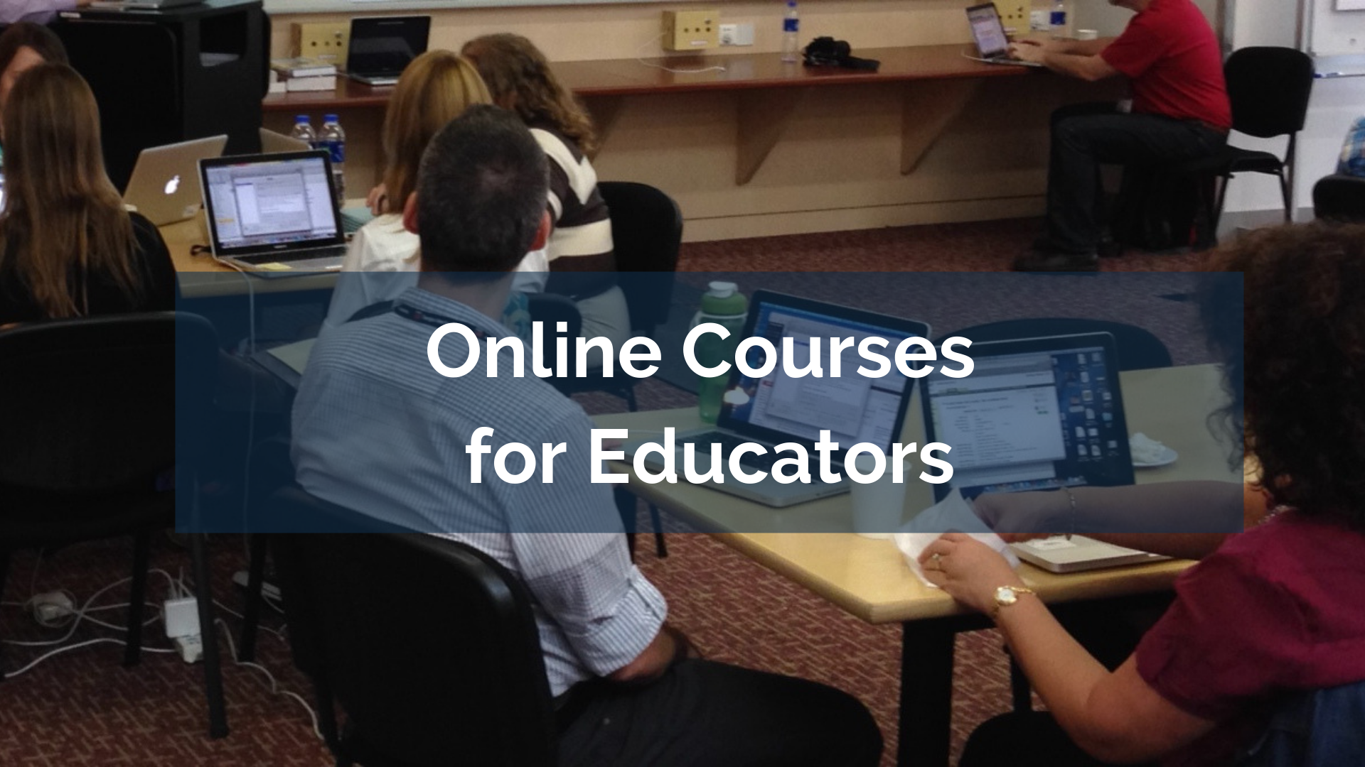 Online Courses for Educators
