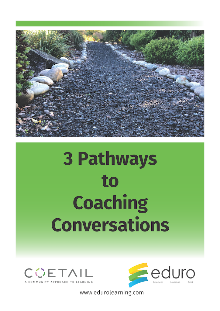 Free PDF 3 pathways to coaching conversations