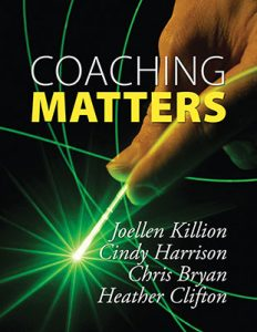 Coaching Matters book cover
