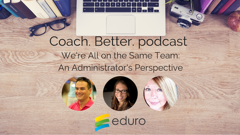 Episode 4: We're All on the Same Team: A School Leader's Perspective with Christina Botbyl