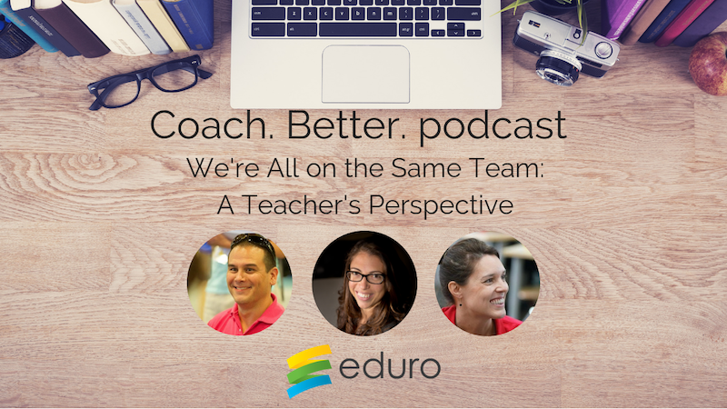 Episode 19: We're All on the Same Team: A Teacher's Perspective with Nici Foote